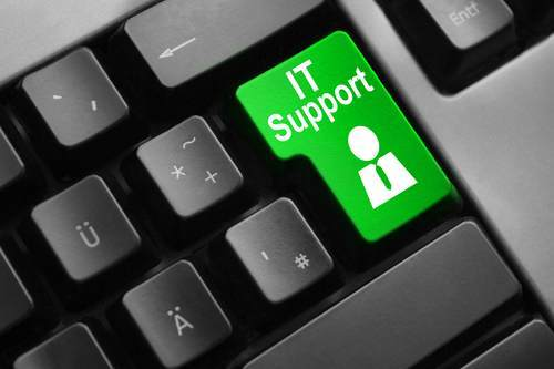 Thriving businesses need IT support.