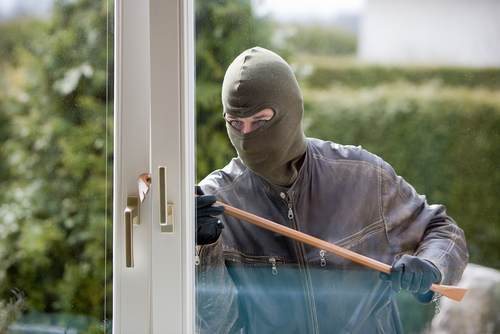 Commercial buildings are more probe to break-ins and theft, compared to residential properties.