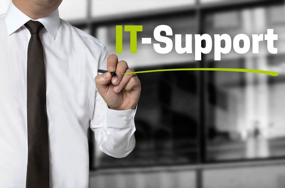 How can thriving businesses benefit from IT Support?