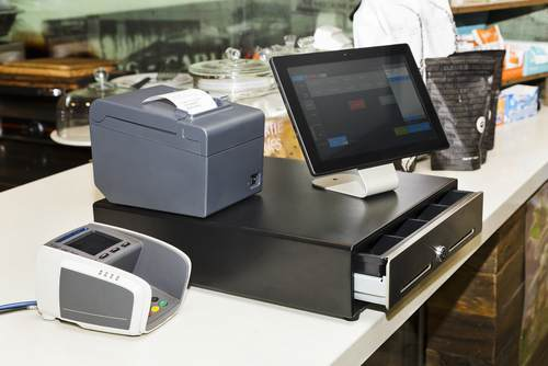 Wait to buy point of sale systems hardware.