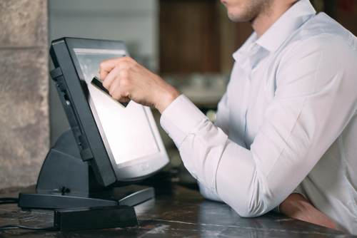 Point of Sale (POS) systems work better on a dedicated company server.