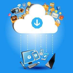 Cloud hosting is perfect for backup and restore.